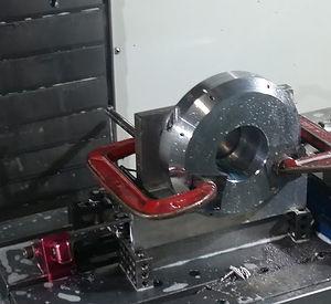 Haas Machining
