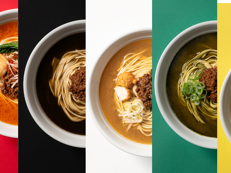 Engine Showcase02| 大阪の老舗が集結、五色坦々麺