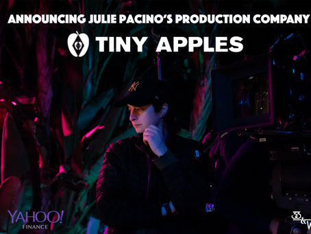"Julie Pacino's New Production Company 'Tiny Apples' Announces New Series: ""Harmony In Gold"""