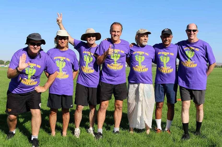 The Pricklers - International Team Austr