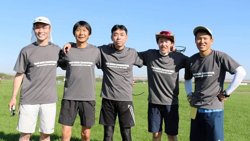 Samurai - Team Japan 2018