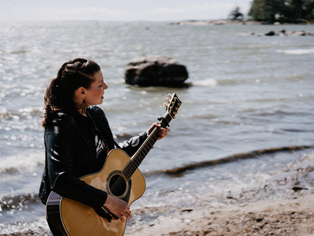 Laulaja Elina Arlinin ajatuksia hääesiintyjän työstä