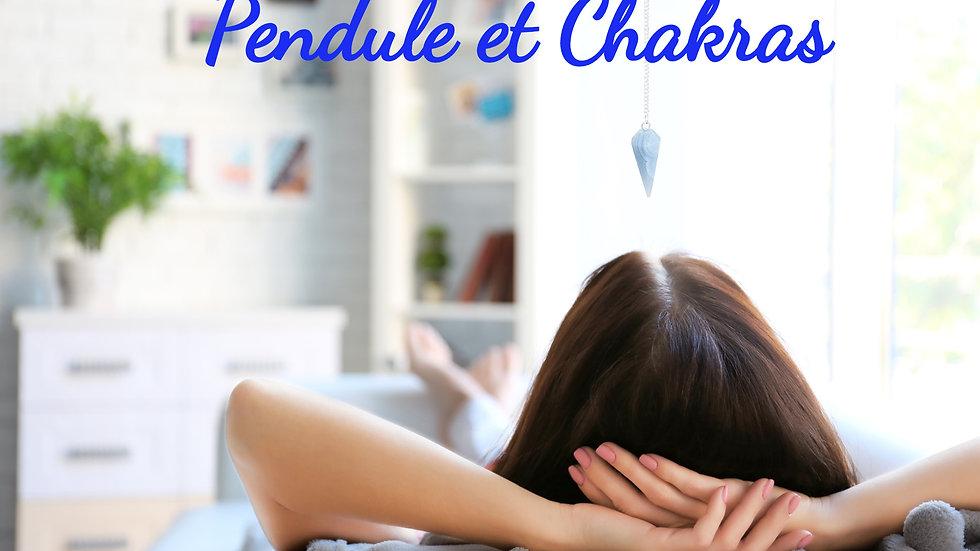 Pendule et chakrathérapie