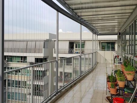 ZipBlinds for Balcony or Patio...