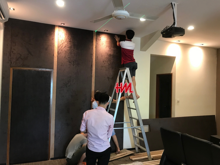 Looking for sound acoustic and absorbing solution, soundproof materials for wall board.