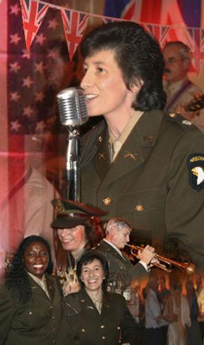 The Glenn Hurst WWII Big Band