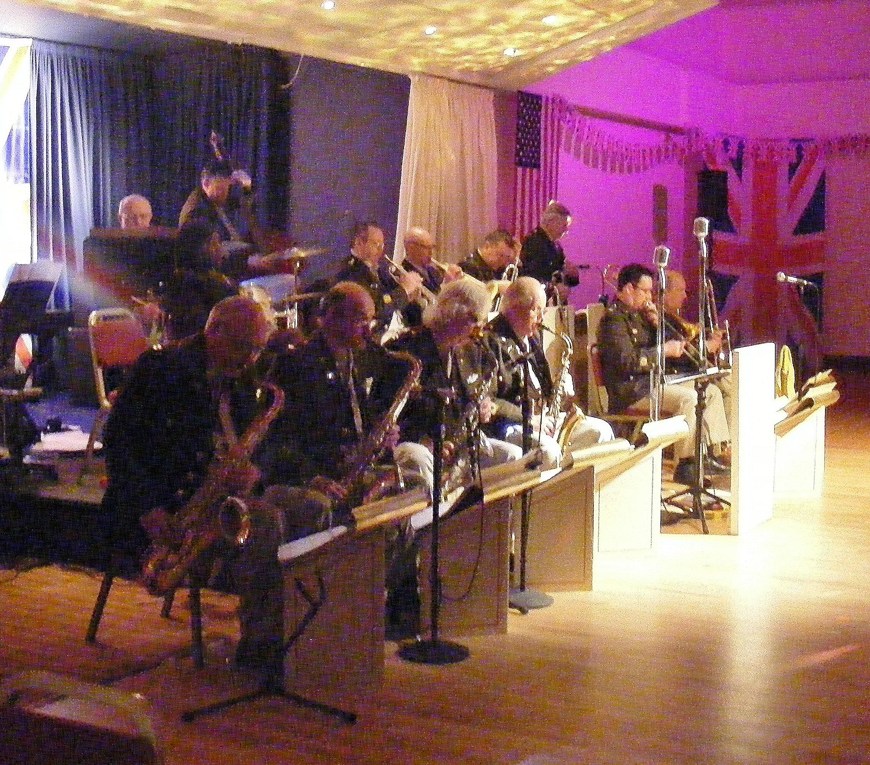 The Glenn Hurst 40s Big Band