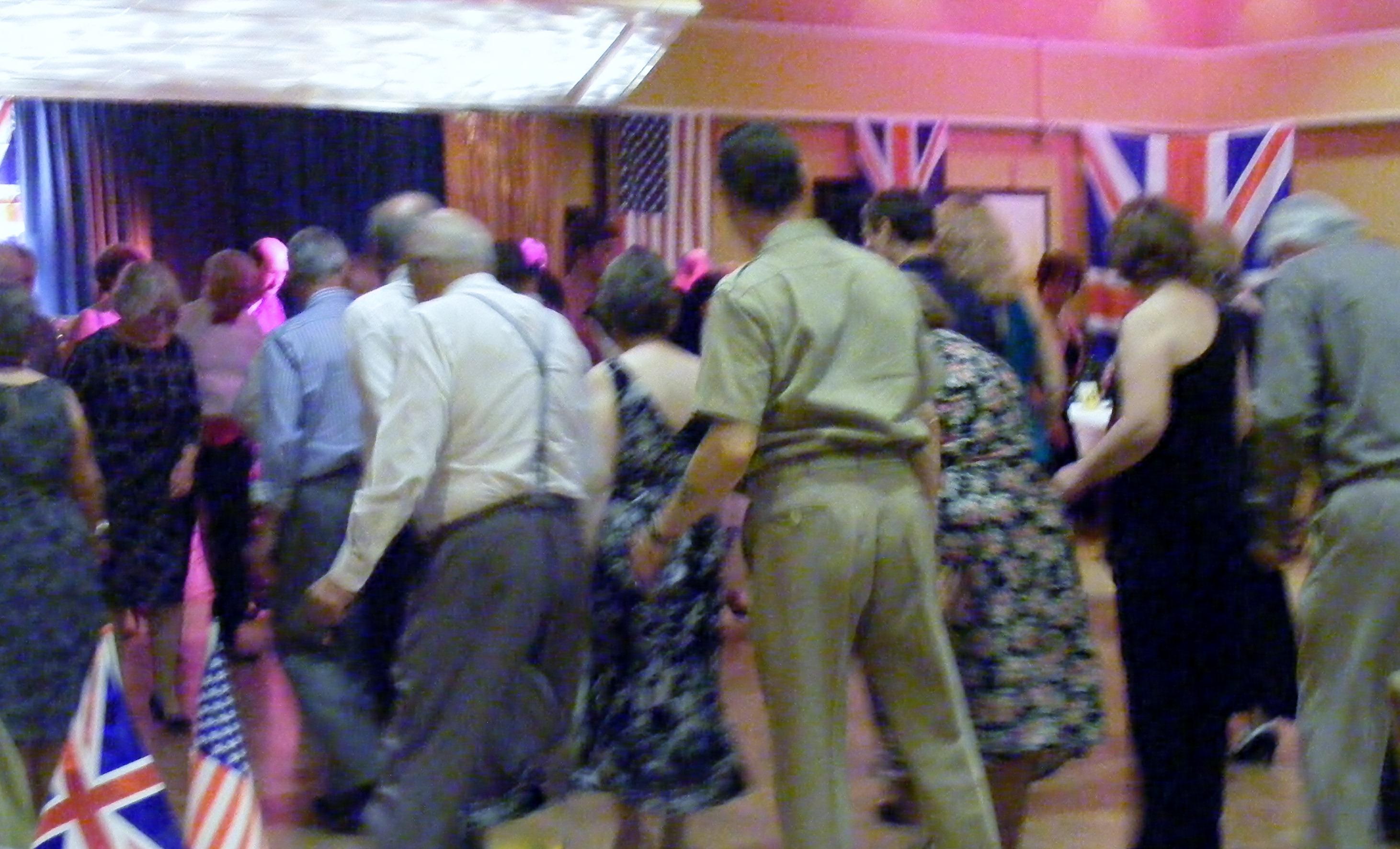 Glenn Hurst Big Band Dance