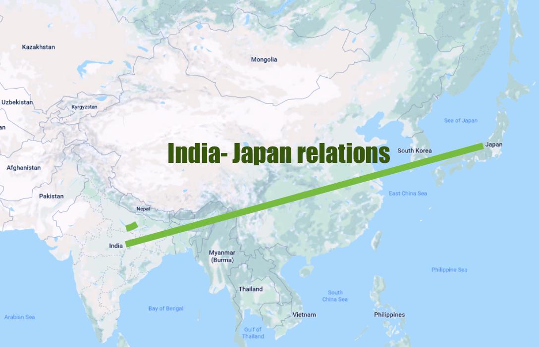 India japan relations upsc pursuitias gumiabroncs Image collections