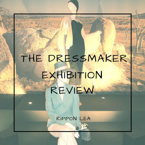 The Dressmaker Costume Exhibition at Rippon Lea House