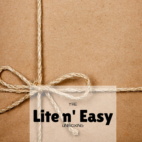 Unboxing of the Lite n' Easy first delivery