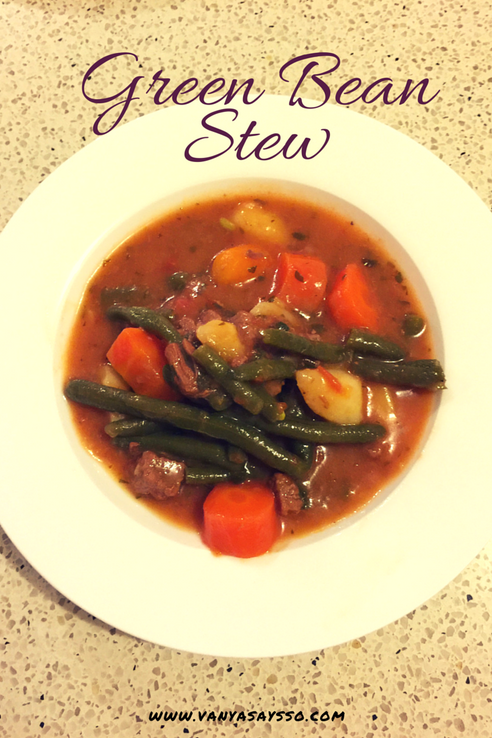 Green Bean Stew - Buranija