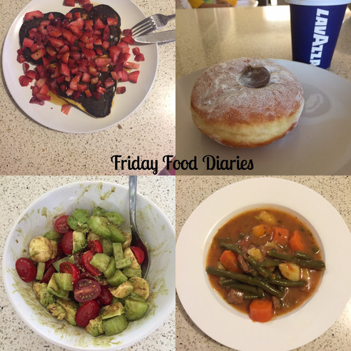Friday Food Diaries  {31.7.15}