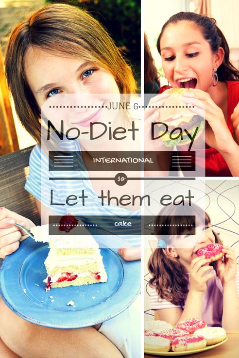 Happy International No-Diet Day