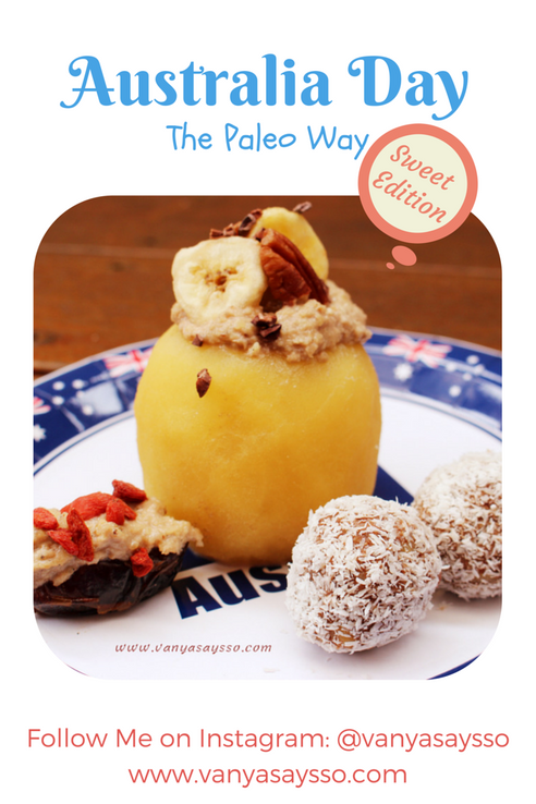 Australia Day the Paleo Way - Sweet Edition