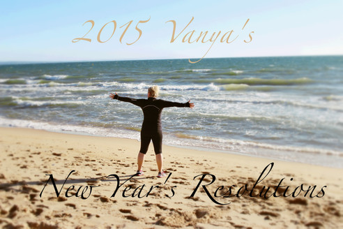 Weekend Pondering: 2015 Vanya's New Year's Resolutions