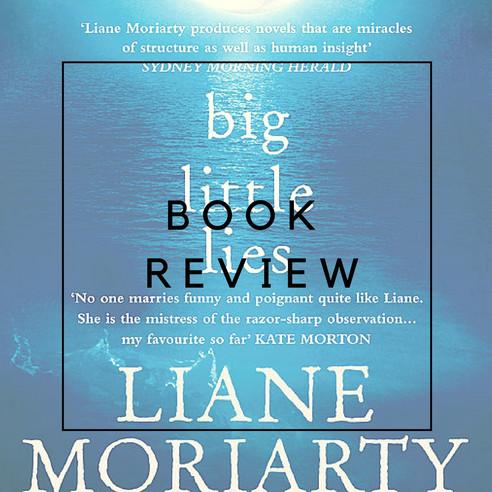 Book Review - Big Little Lies