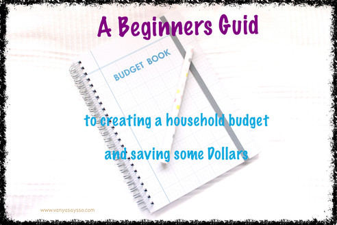 Spending Ban Jan - A beginners guide to creating a household budget and saving some Dollars