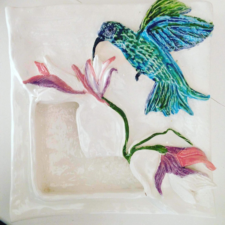 Humming Birds - Sold