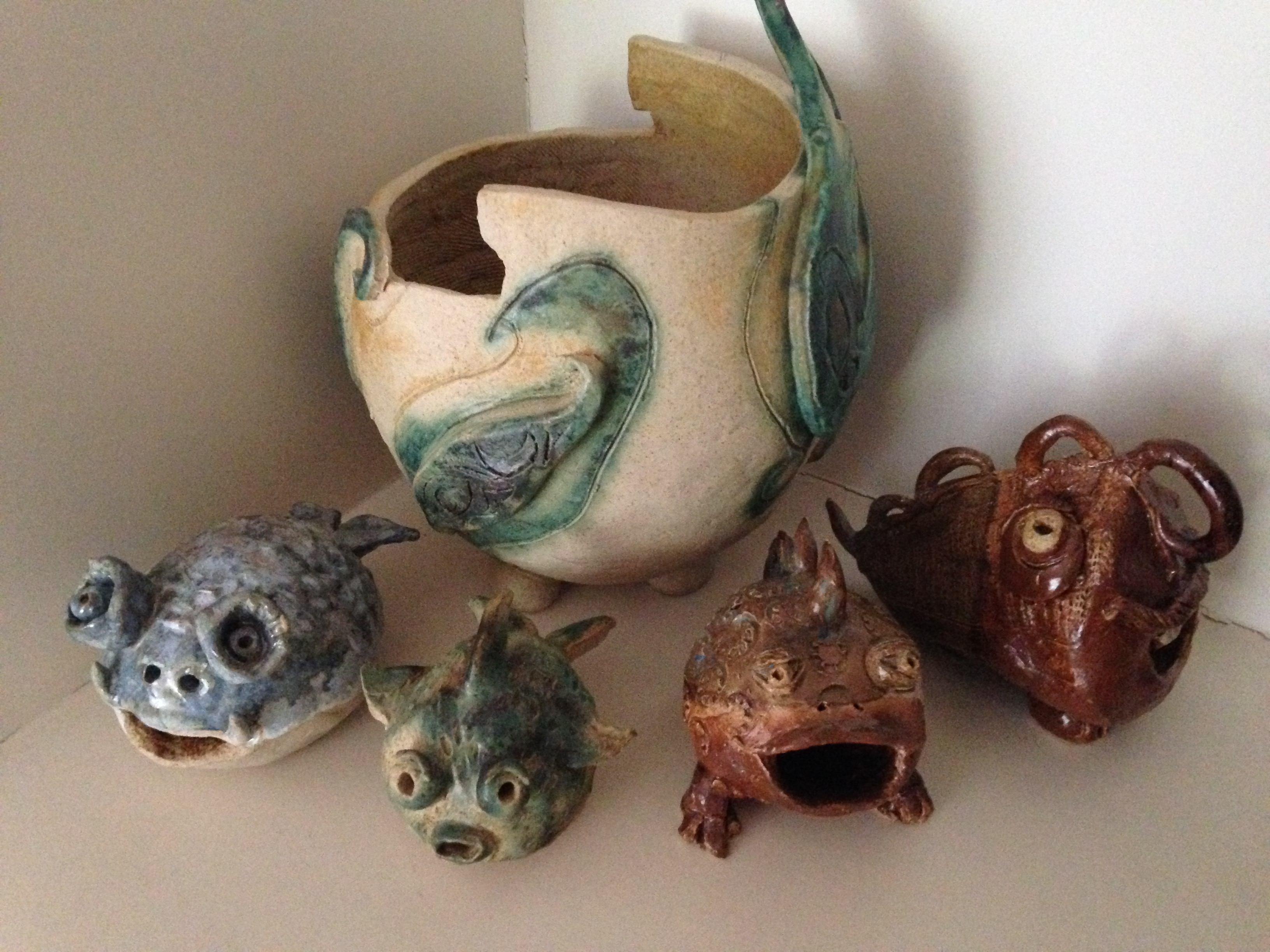 Funky fish collection