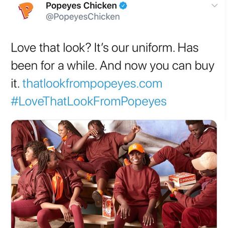 IVYPARK vs Popeyes