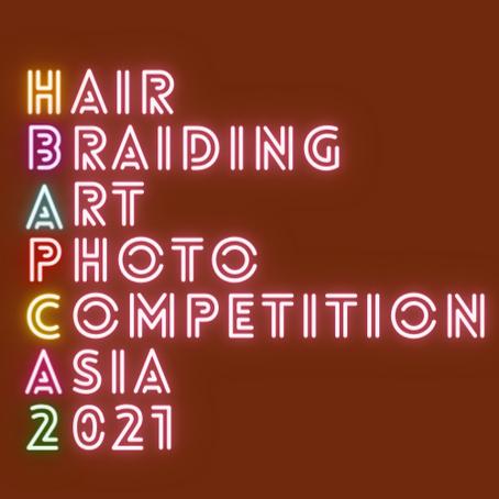 Hair Braiding Art Photo Competition Asia 2021