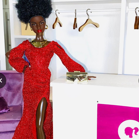 Black Barbie生誕40周年