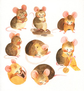 Ms. Mouse