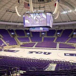 NCAA TCU home court