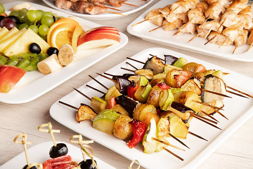 Копия Мини-шашлычки из овощей