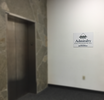 Elevator access to Admiralty Environmental