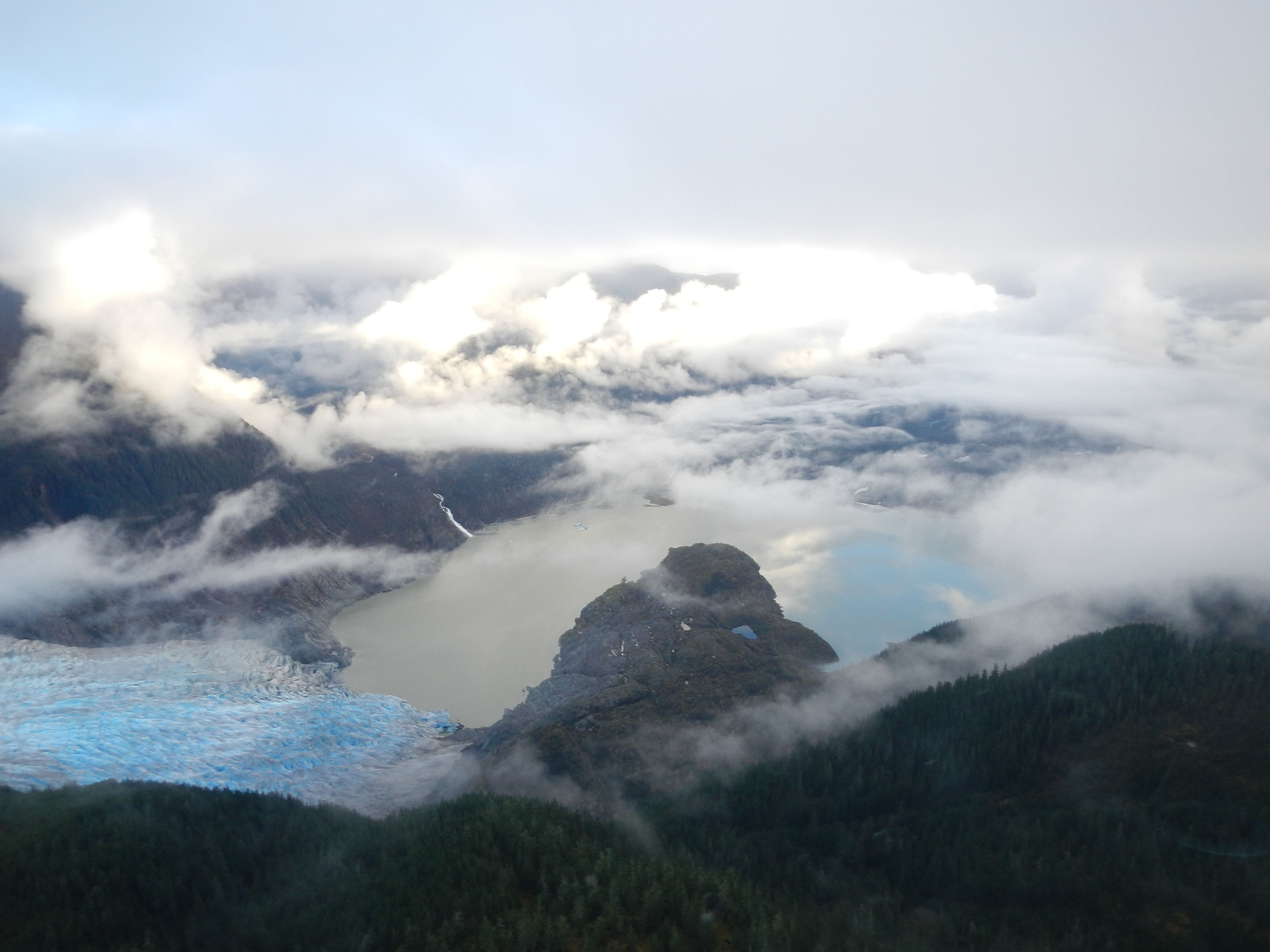 water quality testing juneau mendenhall glacier