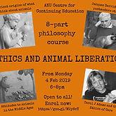 Ethics of animal liberation
