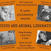 Ethics of animal liberation