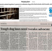 Canberra Times article 10012021