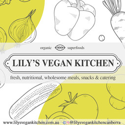 Lily's Vegan Kitchen