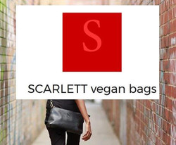 SCARLETT Vegan Bags