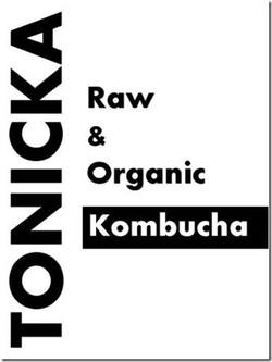 Tonicka Kombucha