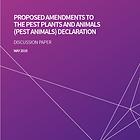 ACT Pest Plants and Animals Declaration