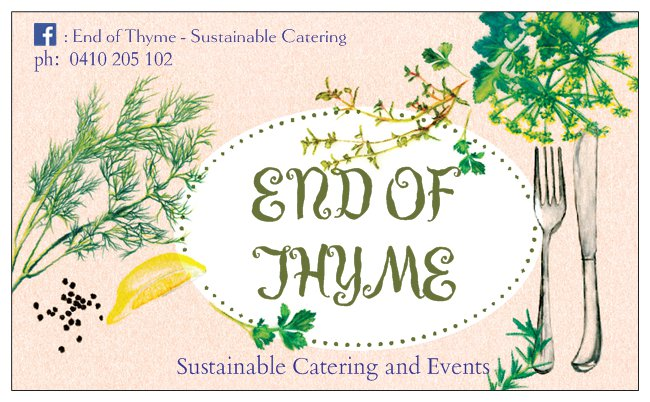 End of Thyme