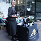 ADO at Cruelty Free Shop Canberra 1st birthday