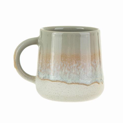 Grey Ombre Glaze Mug