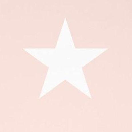 Chalk Tasha Top - Pink/White Star
