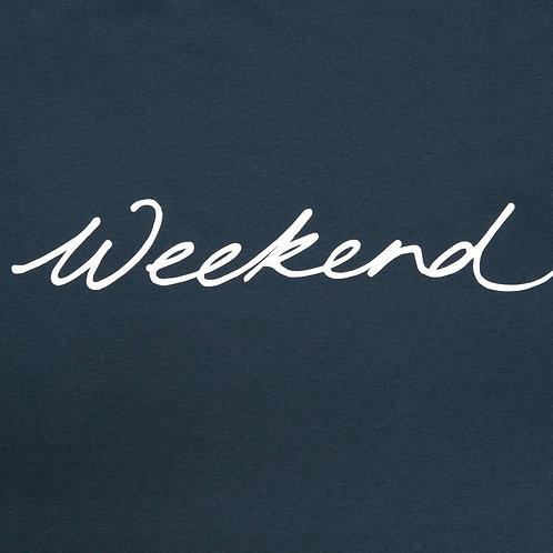 Chalk Darcey Top - Navy/Weekend