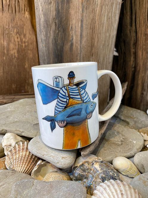 Fisherman Mug