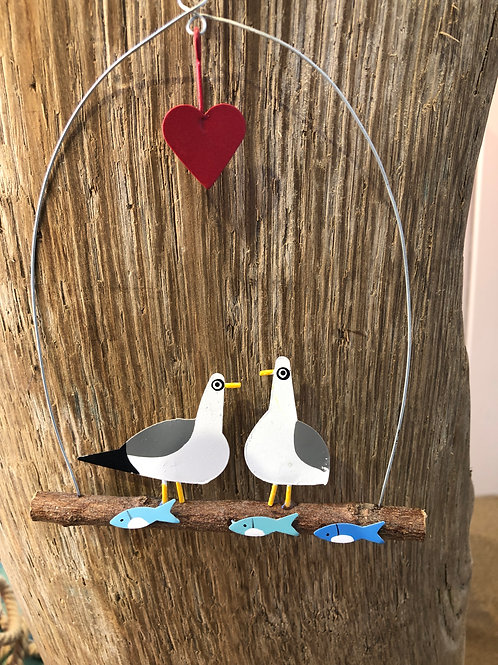 Summer Lovin' Seagulls