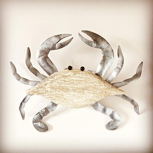 Colin the Crab Wall Art