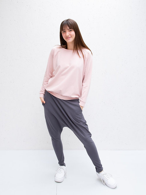 Chalk Holly Top - Pink