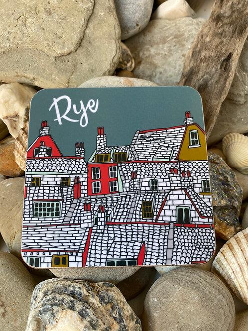 Rye Coaster