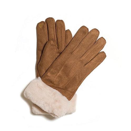 Stella Gloves - Tan